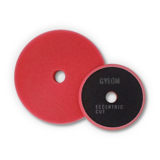 GYEON Q²M Eccentric Cutting Pads red Ø 80 x 20 mm 2 Stück