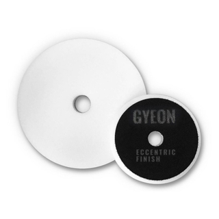 GYEON Q²M Eccentric Finishing Pads white Ø 80 x 20 mm 2 Stück