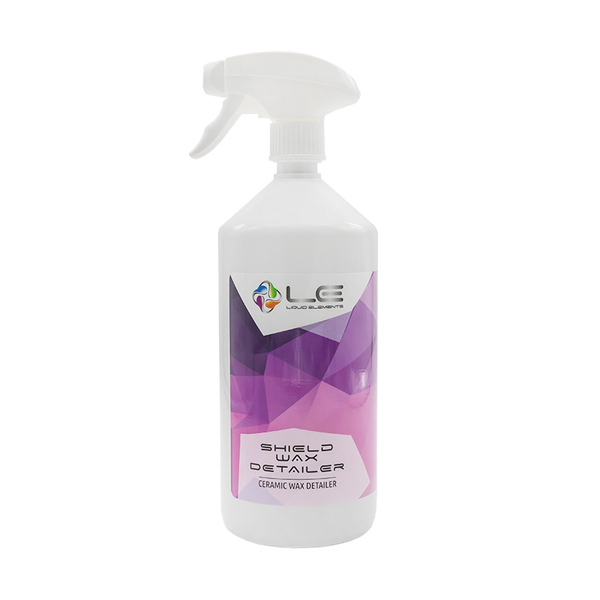 Liquid Elements Shield Wax Detailer 1000ml