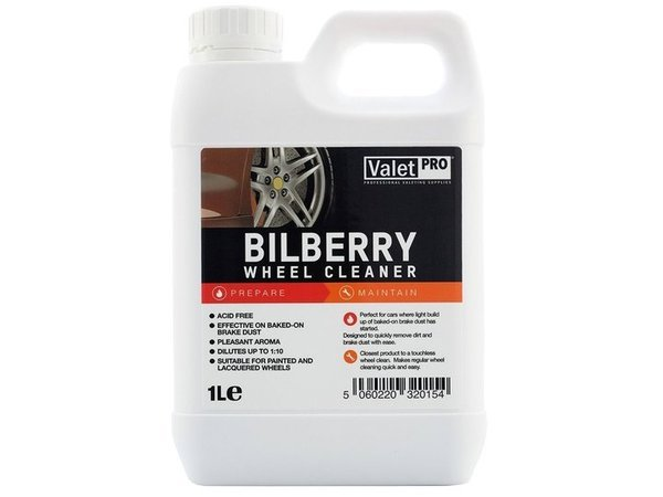 Valet PRO Bilberry Wheel Cleaner 1 Liter